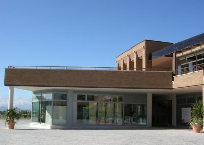 """Centro polifunzionale """"Consorzio"""" – Urbino"""