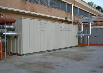 tri_Gruppo frigorifero ad assorbimento a bromuro di litio